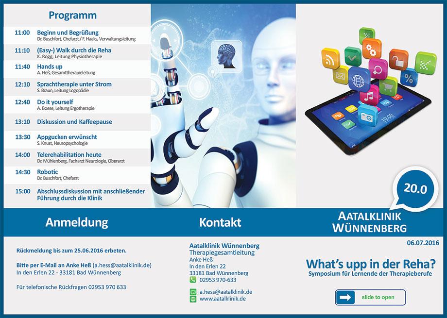 Aatalklinik Therapie-Symposium 2016 01