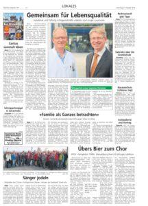 thumbnail of Besuch Stiftung Schlagsanfall Hilfe Brinkmeier Westfalenblatt 10 2014