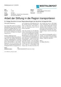 thumbnail of Schlaganfalllotsen Westfalenpost 3 2015