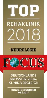 FOCUS-Siegel-Aatalklinik 2018