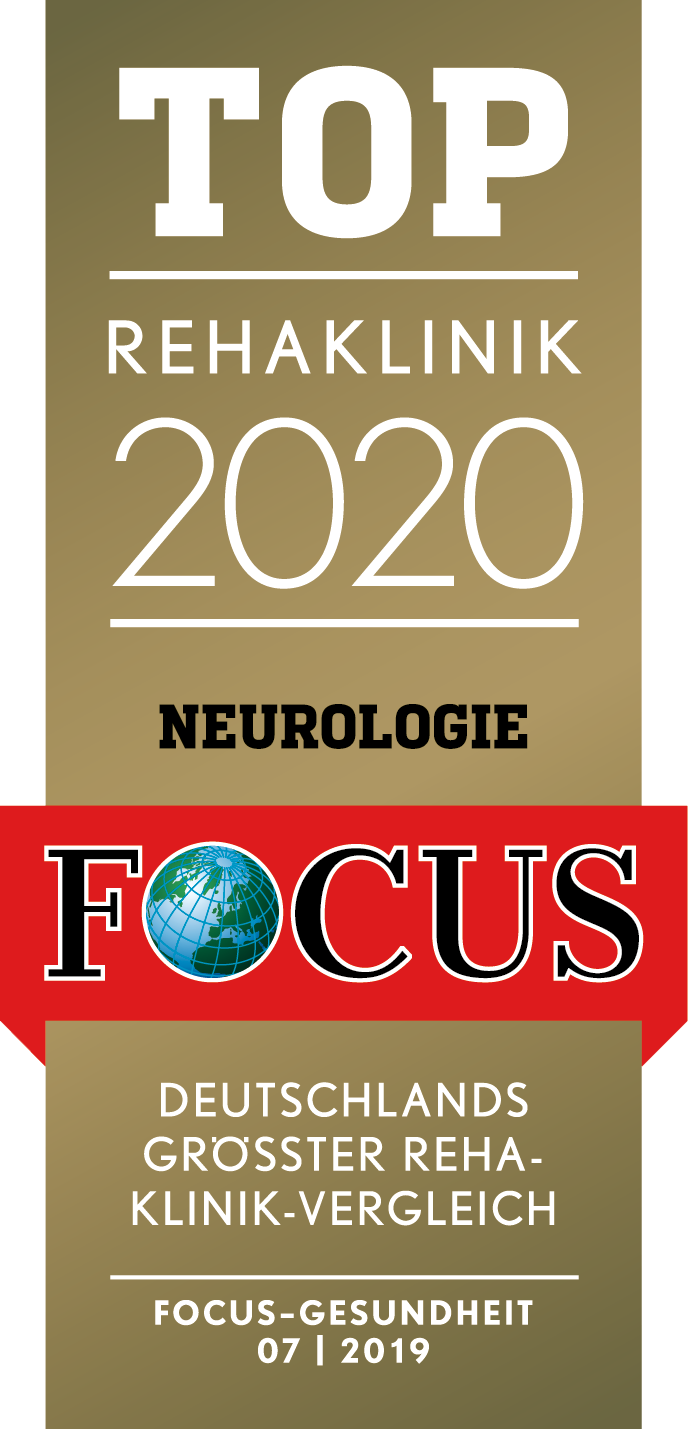 Top Rehaklinik 2020 Neurologie