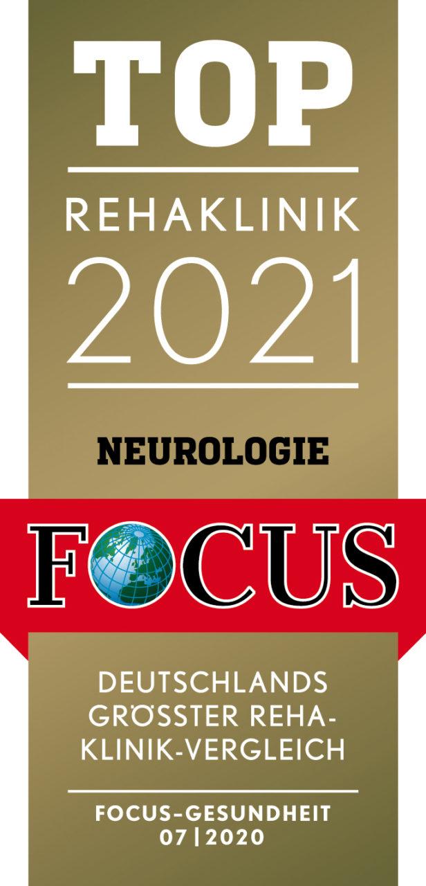 FOCUS-Siegel-Aatalklinik 2021